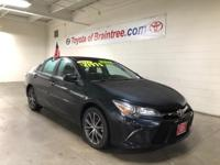 Toyota Certified, CARFAX 1-Owner, ONLY 29,726 Miles!