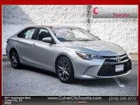 Options:  2015 Toyota Camry Xse Silver $$$Save