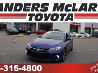 CarFax 1-Owner, LOW MILES, This 2015 Toyota Camry will