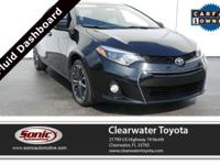 "***Clean Carfax **One Owner **17"" Alloy Wheels **Backup"