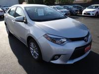 The Toyota Corolla is a fresh take on the design of a