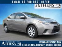 Clean CarFax, Low Miles!, Like New!, And Back up