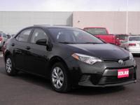 Priced below NADA Retail!!!  This sweet 2015 Toyota