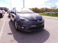 Look at this 2015 Toyota Corolla L. Its Manual