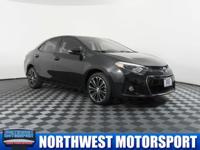 Clean Carfax Sedan with Backup Camera and Bluetooth!