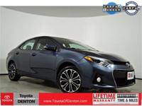CARFAX One-Owner. Clean CARFAX. Gray 2015 Toyota