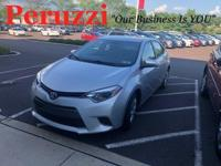 CARFAX One-Owner. Classic Silver Metallic 2015 Toyota