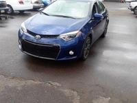 CARFAX One-Owner. Clean CARFAX. Blue 2015 Toyota