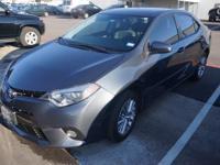 Recent Arrival! 2015 Toyota Corolla LE Plus Alloy