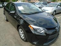 TERRIFIC PRICE ON A NICE COROLLA AUTOMATIC WITH 65K