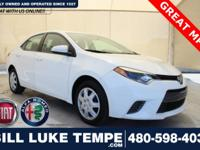 GET ALMOST 40 MPG WITH THIS QUALITY SEDAN!! KEYLESS