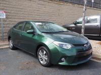 This 2015 Toyota Corolla LE ECO Plus is proudly offered