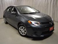 New Price! Recent Arrival! 2015 Toyota Corolla Slate
