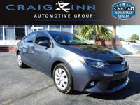 New Arrival! CarFax 1-Owner, This 2015 Toyota Corolla