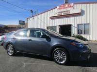 Options:  2015 Toyota Corolla Le|1.8L I4