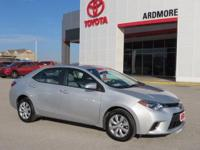 Recent Arrival! 2015 Toyota Corolla LE Clean CARFAX.