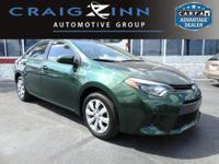 Certified Vehicle! CarFax 1-Owner, LOW MILES, This 2015