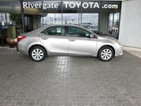 Contact Rivergate Toyota today for information on