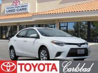 New Price! Certified. Toyota Details:* Warranty