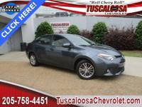 This 2015 Toyota Corolla LE Plus in Gray features: 1.8L
