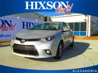 This outstanding example of a 2015 Toyota Corolla L is
