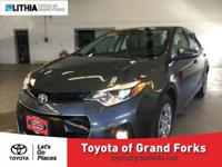 Toyota Certified, CARFAX 1-Owner, In Good Shape, LOW