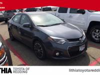 EPA 37 MPG Hwy/29 MPG City! LOW MILES - 25,853! S trim,