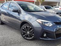 New Price! CARFAX One-Owner. Certified. 2015 Toyota