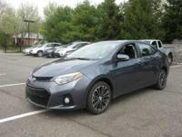 PREMIUM & KEY FEATURES ON THIS 2015 Toyota Corolla