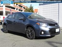 Recent Arrival!! 38/29 Highway/City MPG 2015 Toyota