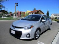 2015 Toyota Corolla S Sedan 35,586 miles, Great shape,