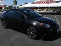 Say Yes To Express!! 2015 Toyota Corolla S 1.8L I4 DOHC