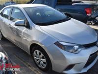 Check out this 2015 Toyota Corolla S Premium. Its