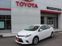 Wh 2015 Toyota Corolla S FWD 1.8L I4 DOHC ABS brakes,