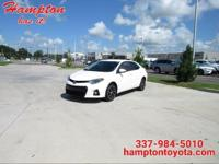 Hampton Toyota is honored to present a wonderful