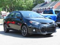 CARFAX One-Owner. Clean CARFAX.Black 2015 Toyota