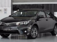 The Toyota Corolla L Series is a mid sized sedan. Some