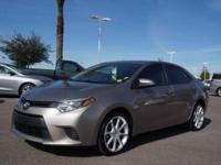 4 Cylinder  Options:  Not Specified|This 2015 Toyota