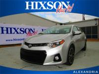 This 2015 Toyota Corolla S is offered to you for sale