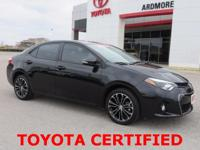 Recent Arrival! 2015 Toyota Corolla Clean CARFAX.