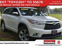 **** NAVIGATION ****, ***TOYOTA CERTIFIED***,