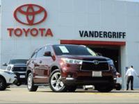 New Price! Recent Arrival! 2015 Toyota Highlander