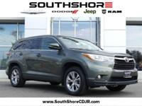 Recent Arrival! Clean CARFAX. 2015 Toyota Highlander LE