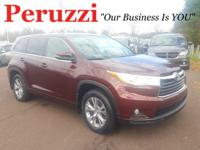 CARFAX One-Owner. 2015 Toyota Highlander LE Plus V6 AWD