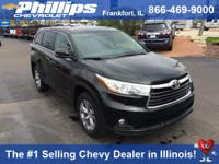 Options:  2015 Toyota Highlander Le|Black|Gasoline!