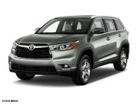 Body Style: SUV Engine: Exterior Color: Interior Color: