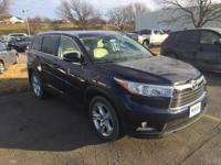 This 2015 Toyota Highlander Limited is offered to you