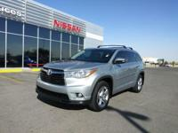 Check out this gently-used 2015 Toyota Highlander we