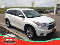 This 2015 Toyota Highlander Limited is proudly offered