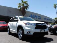 Options:  2015 Toyota Highlander Fwd 4Dr V6 Limited
